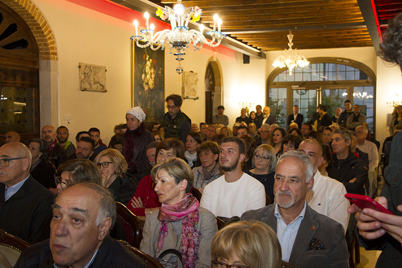 meeting-ca pasqualetto - villa spinea